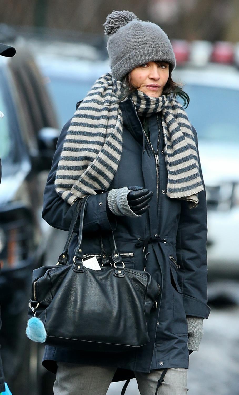 Helena Christensen Chills With Boyfriend Paul Banks in West Village-4
