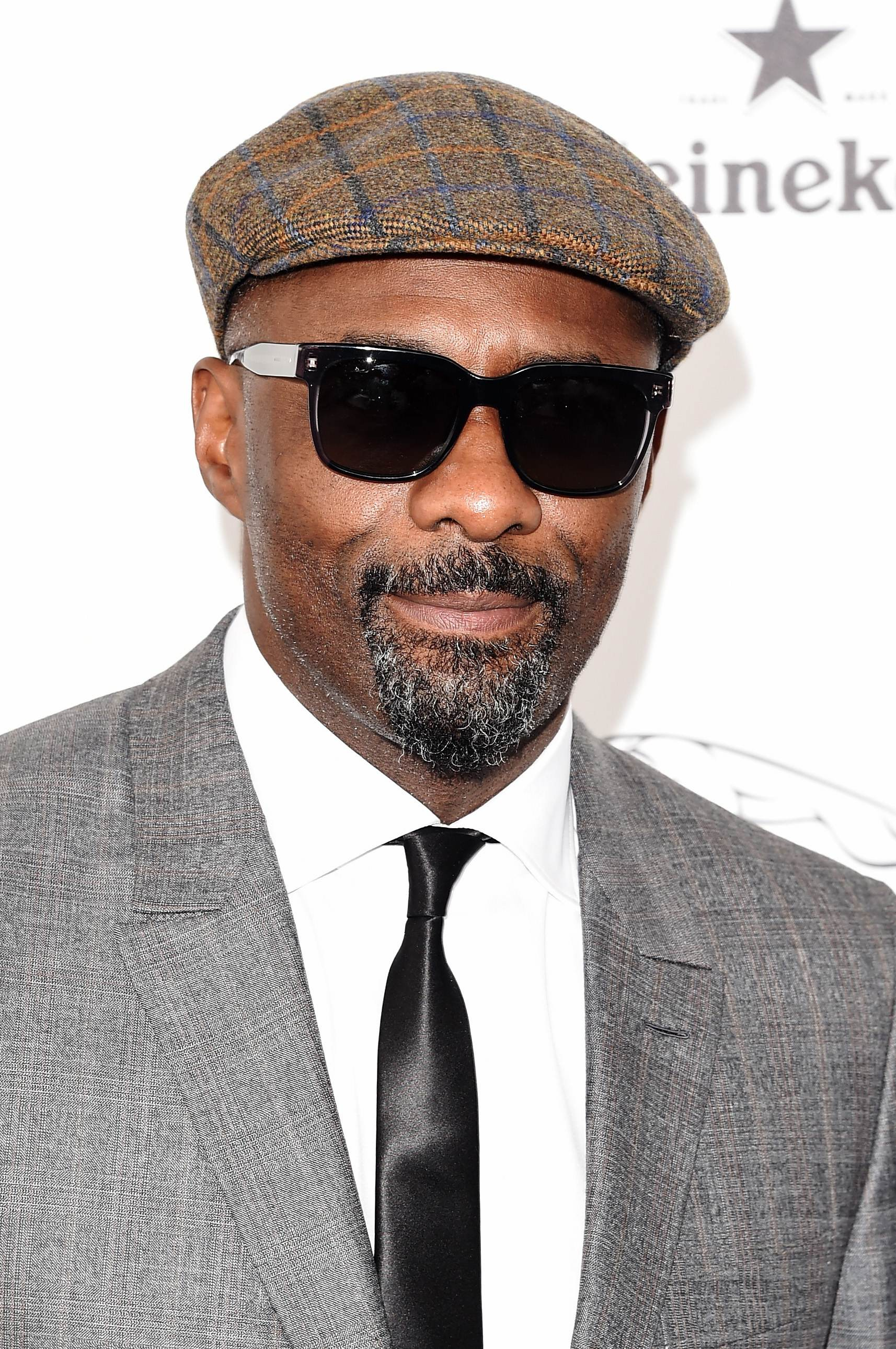 Idris Elba For Film Independent Spirit Award Celeb Donut