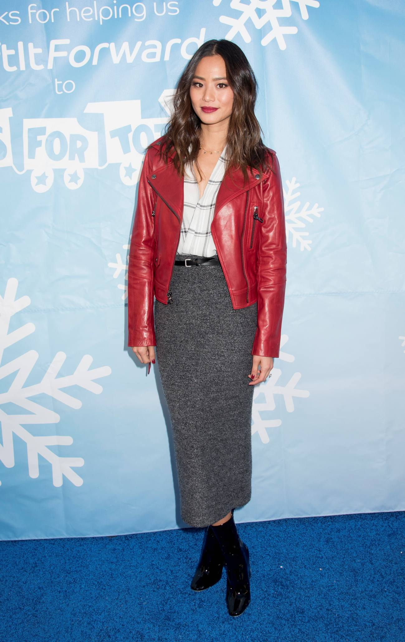 Jamie Chung at Barclaycard CashForward World MasterCard Launch-1