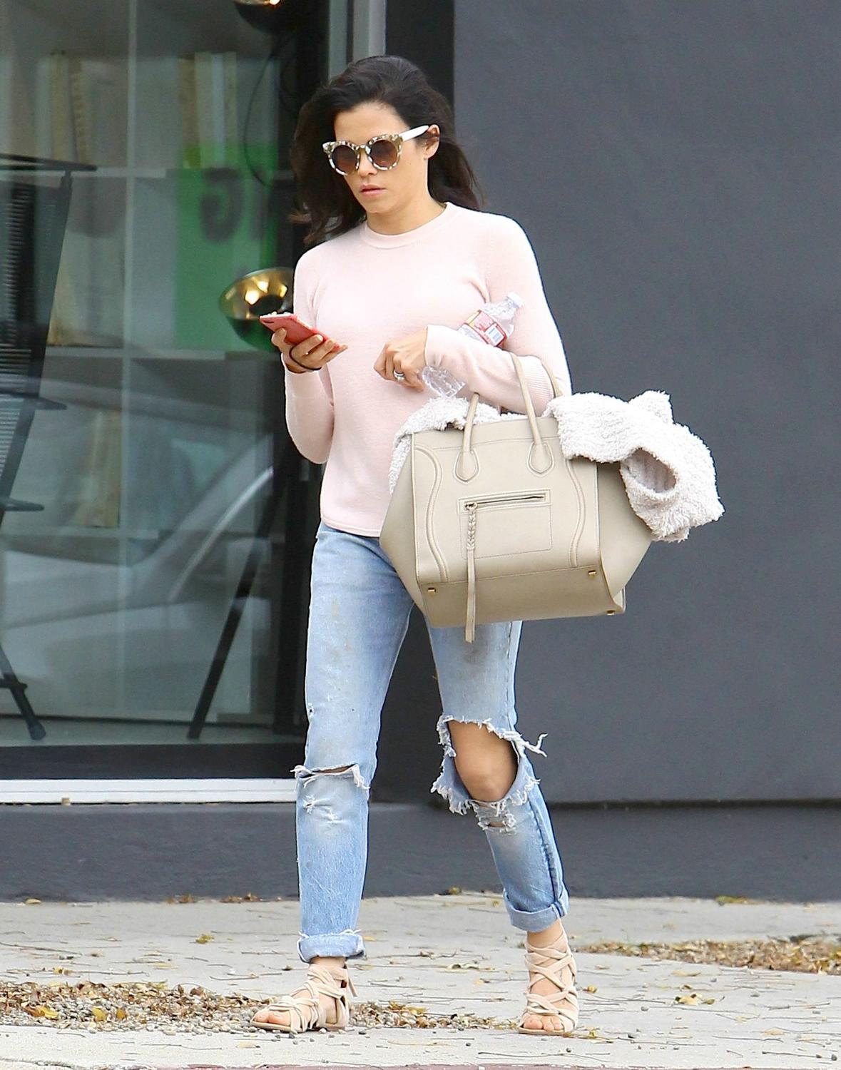 Jenna Dewan Enjoys Retail Therapy in West Hollywood-2