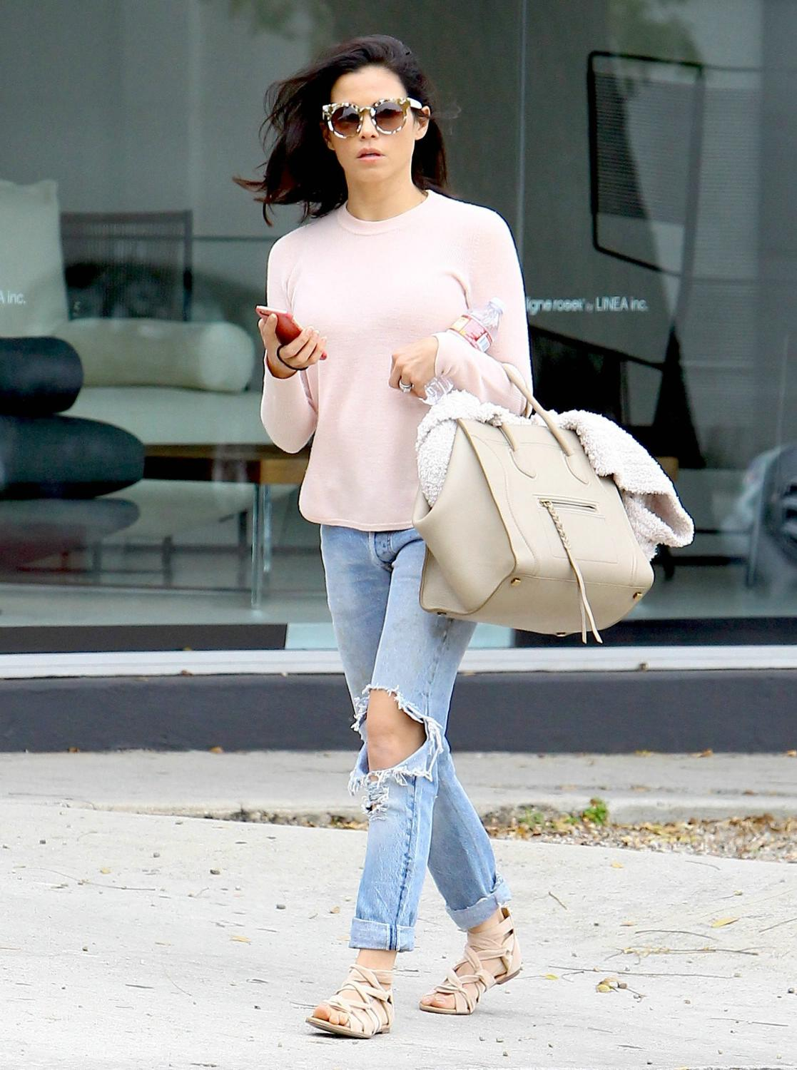 Jenna Dewan Enjoys Retail Therapy in West Hollywood-4