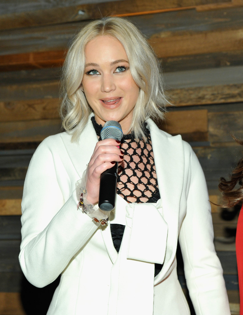 Jennifer Lawrence at Annual Women in Film Pre Oscar Cocktail Party-1