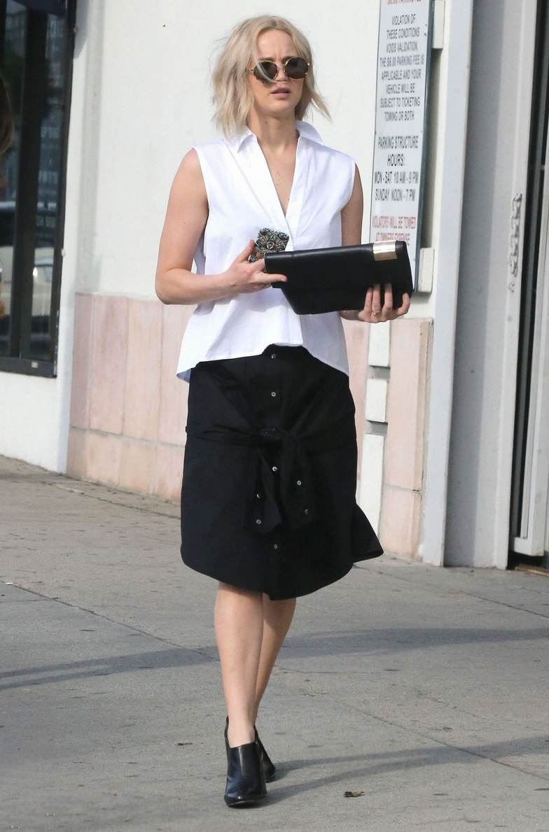 Jennifer Lawrence out in West Hollywoodrd-1