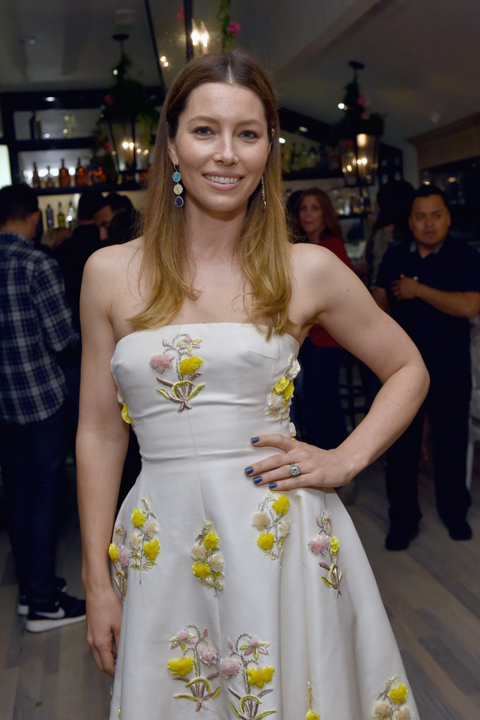 Jessica Biel ate Grand Opening of Au Fudge-1