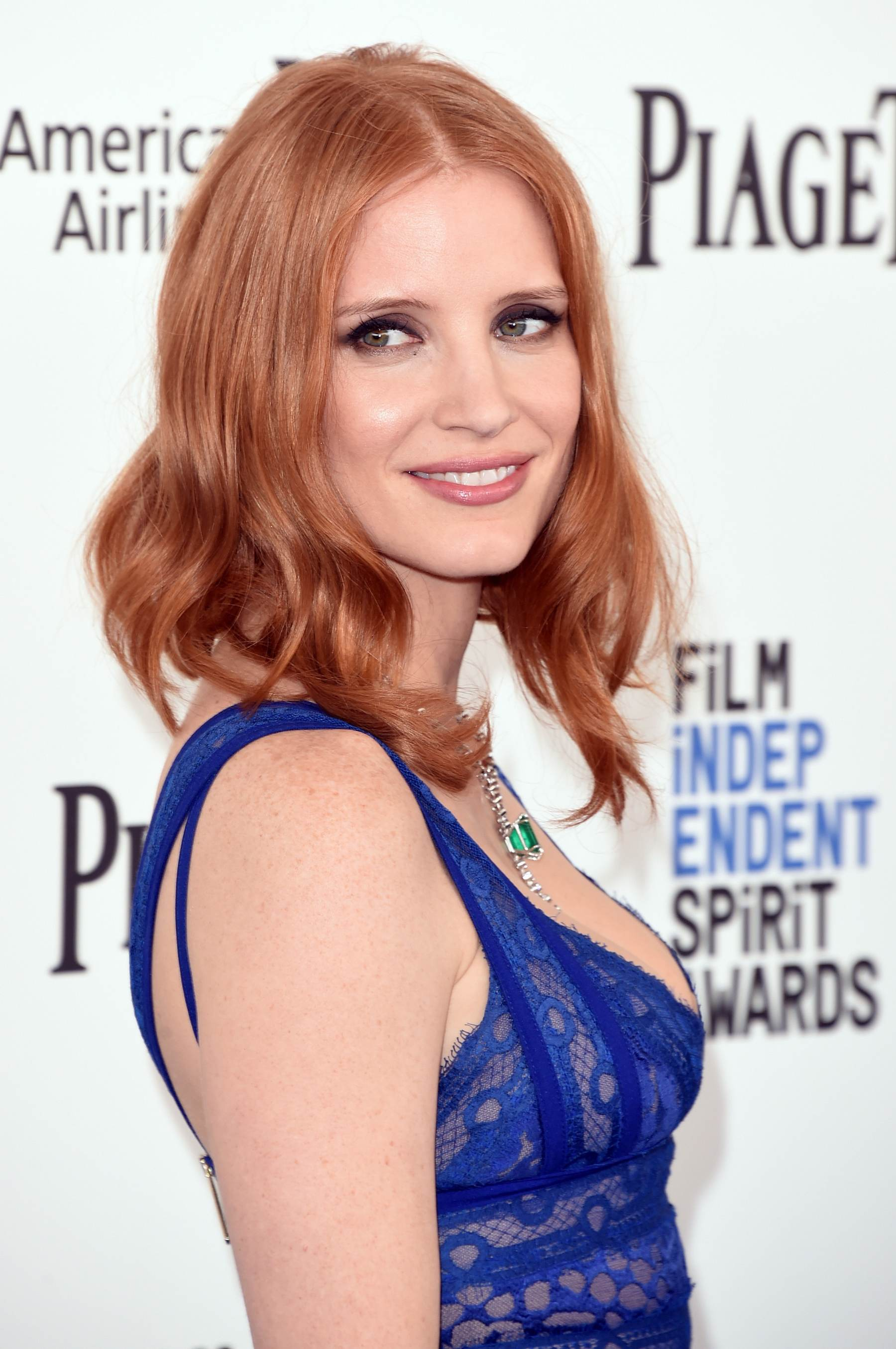 Jessica Chastain at The Meyerowitz Stories Premiere During the 70th ... Malin Akerman
