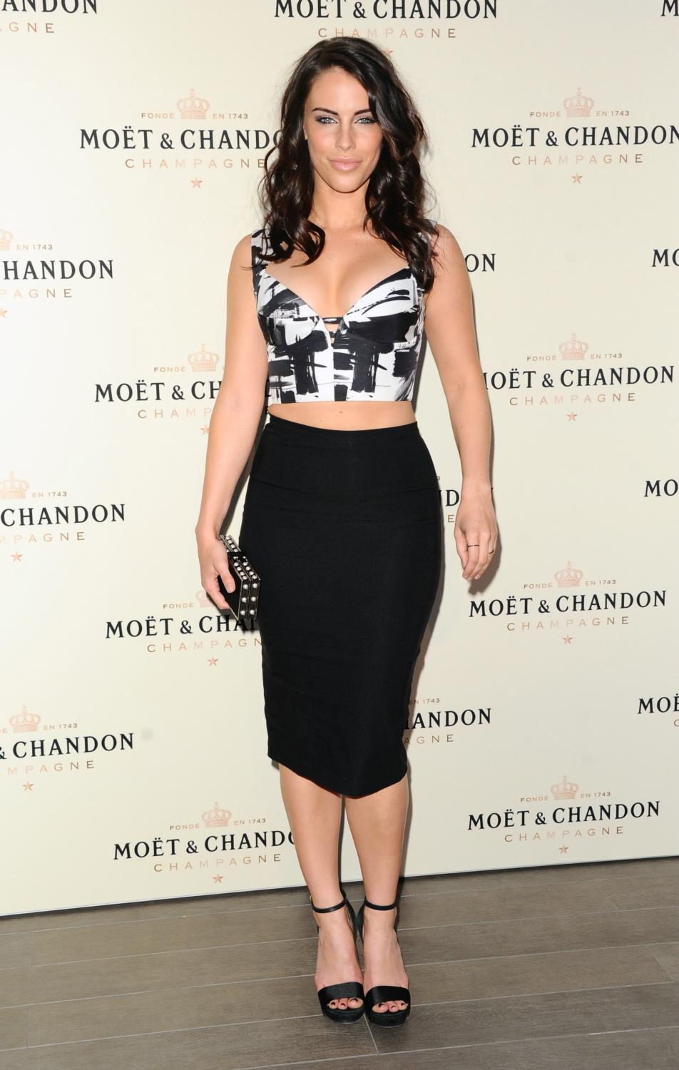 Jessica Lowndes at Moet and Chandon Event-1
