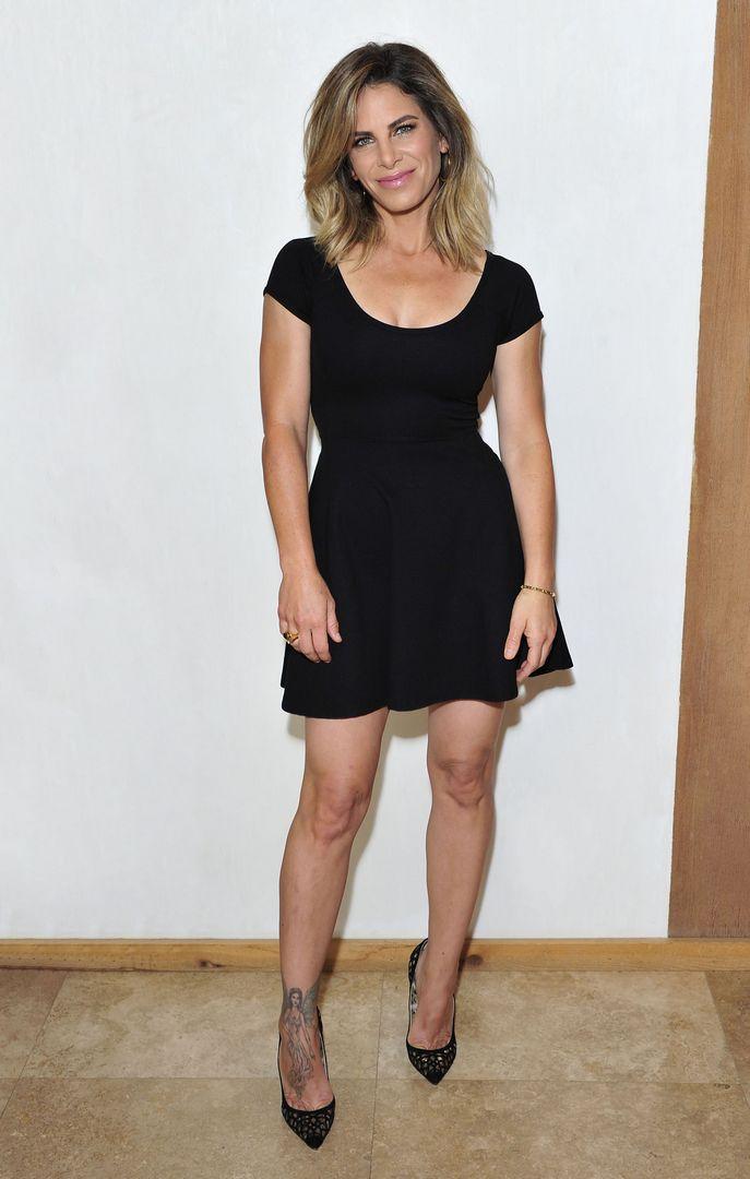 Jillian Michaels Poses For Her Kmart Activewear