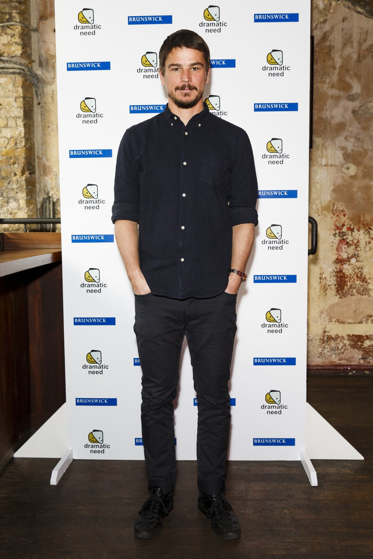 Josh Hartnett attends The Childrens Monologues Event-2