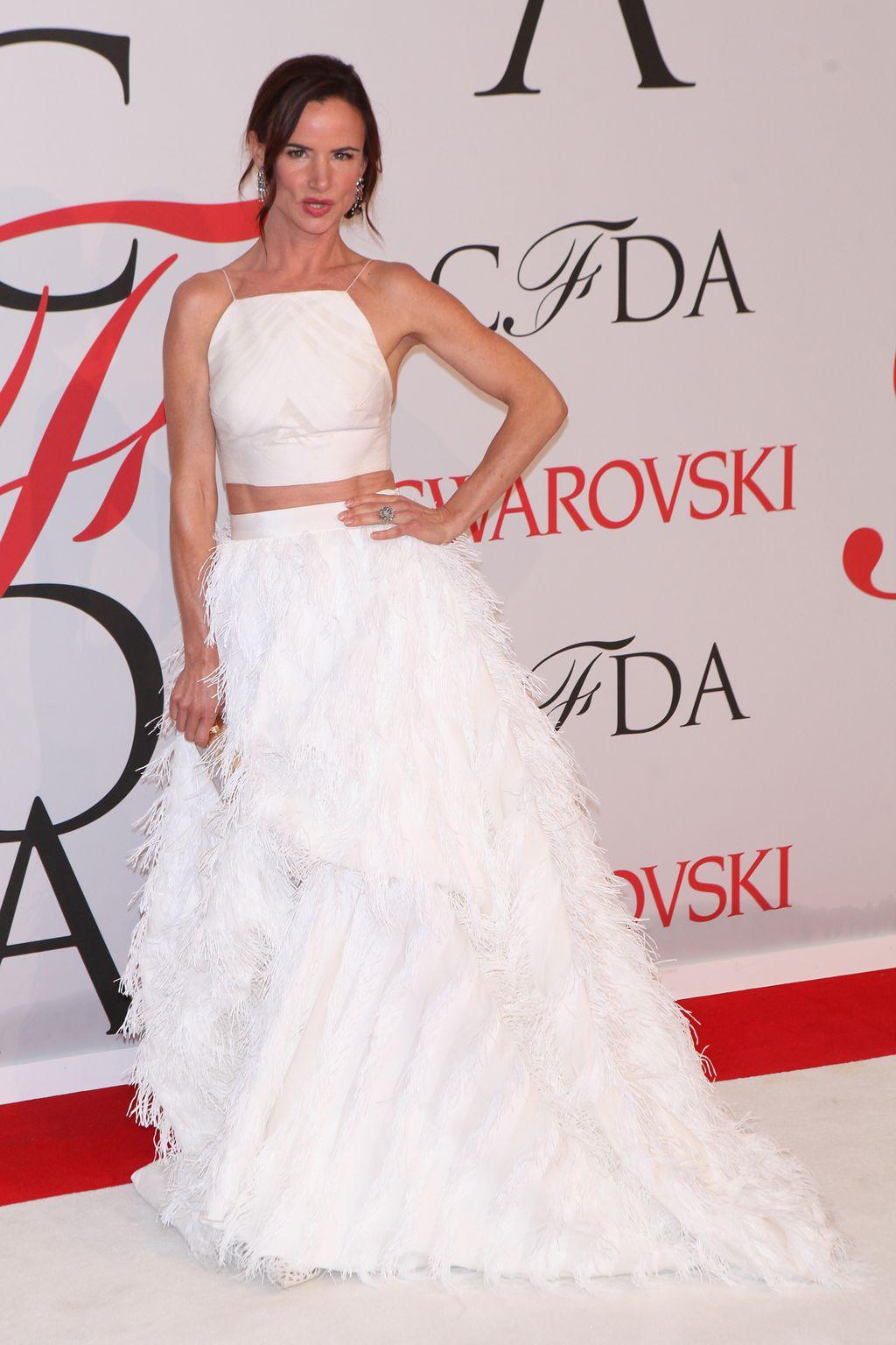 Juliette Lewis at CFDA Fashion Awards