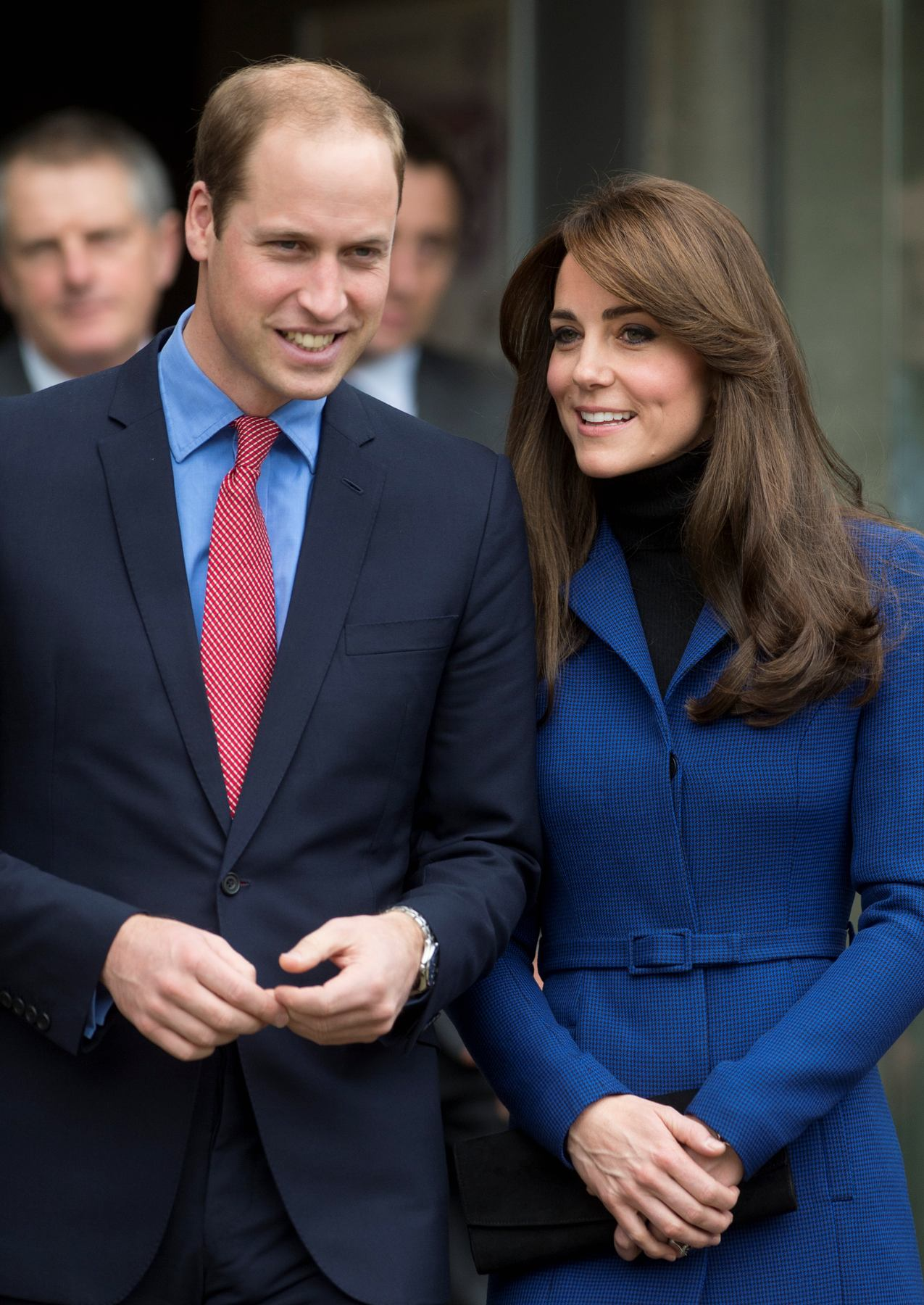 Kate Middleton and Prince William at RRS Discovery-2