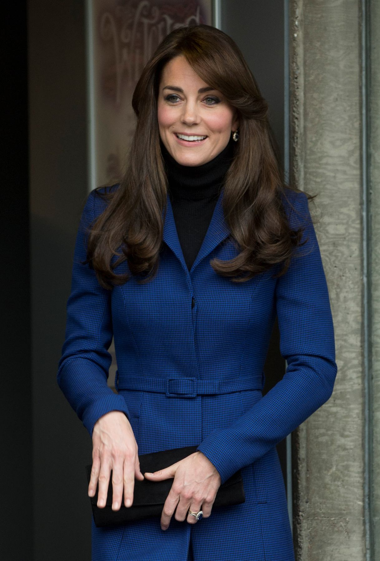 Kate Middleton and Prince William at RRS Discovery-3
