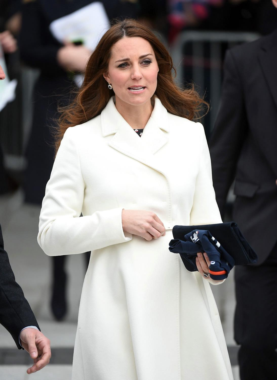 Kate Middleton in London-1