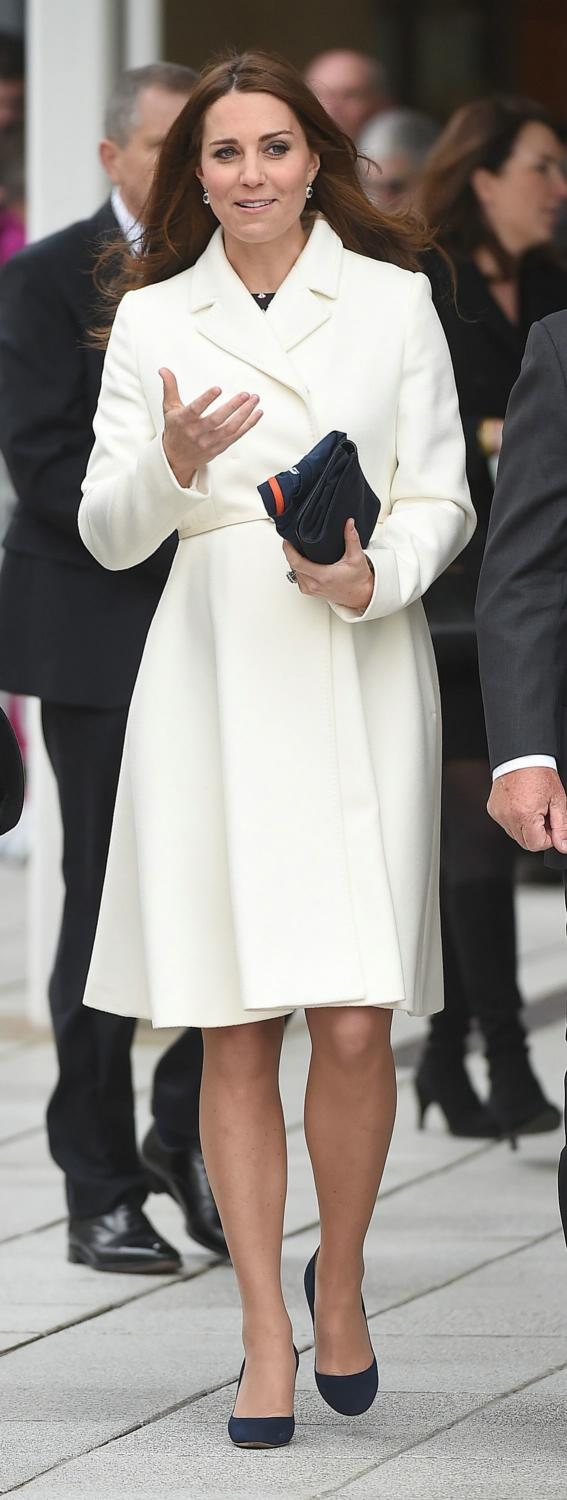 Kate Middleton in London-2