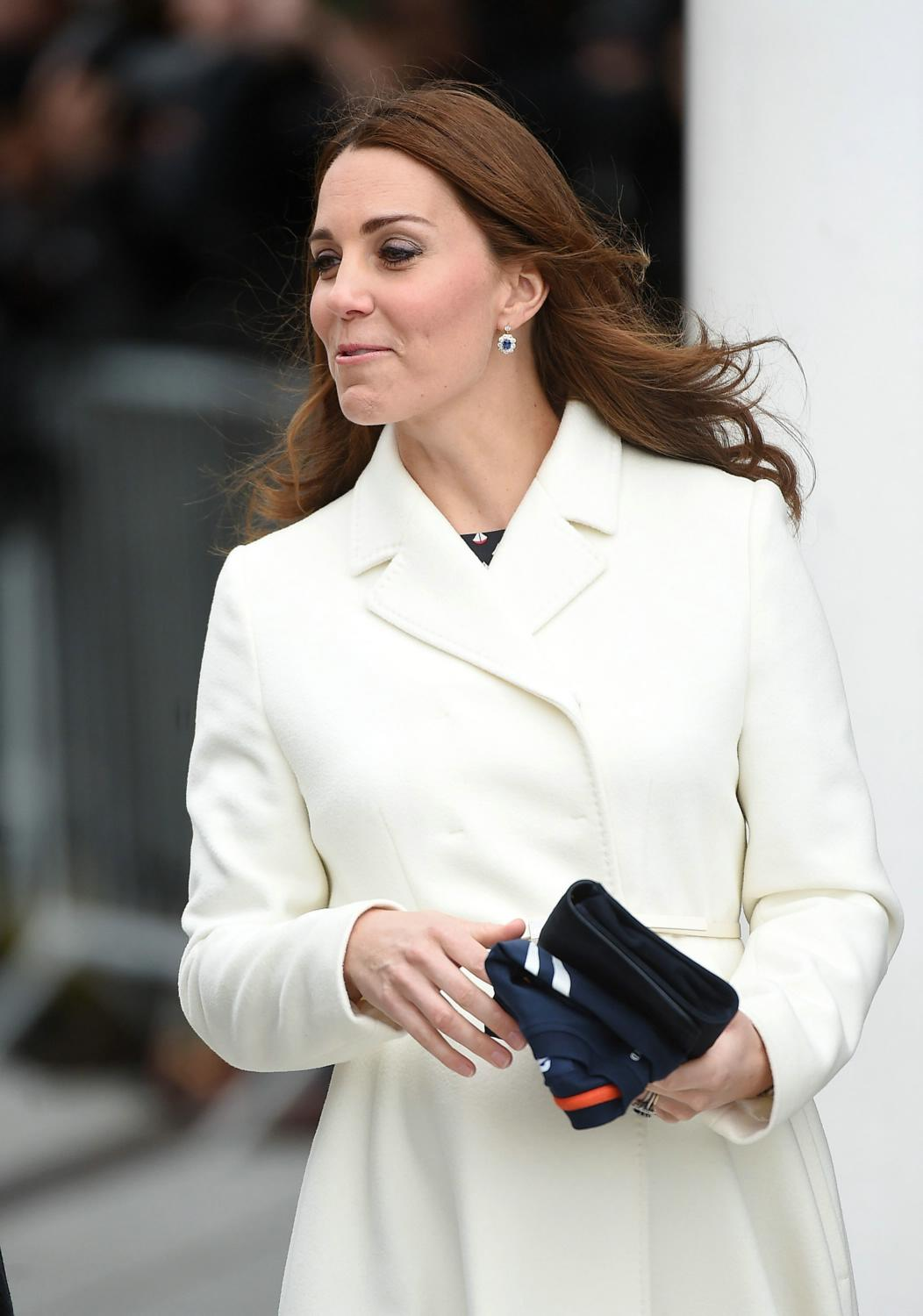 Kate Middleton in London-3