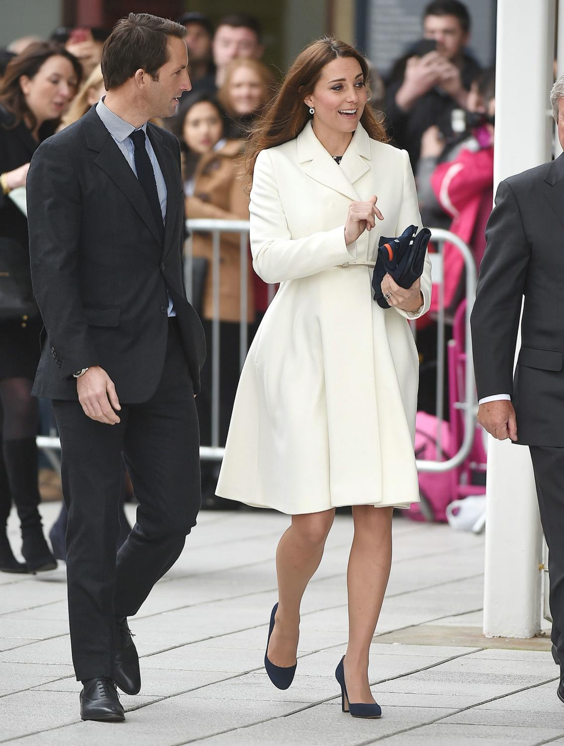 Kate Middleton in London-4