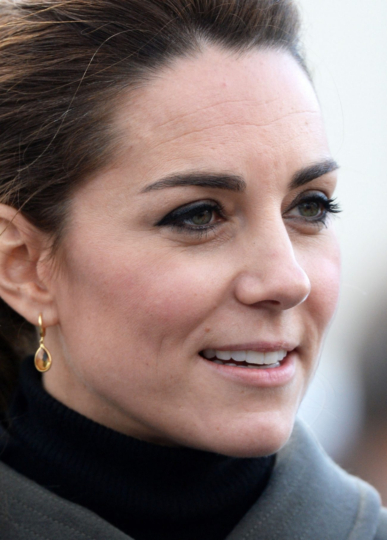 Kate Middleton Promotes Mental Well Being of Young People in North Wales-1