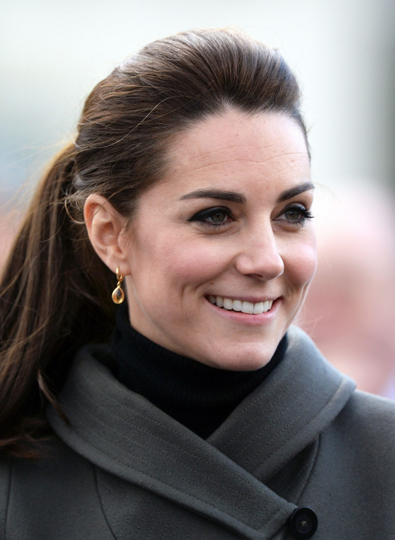 Kate Middleton Promotes Mental Well Being of Young People in North Wales-4