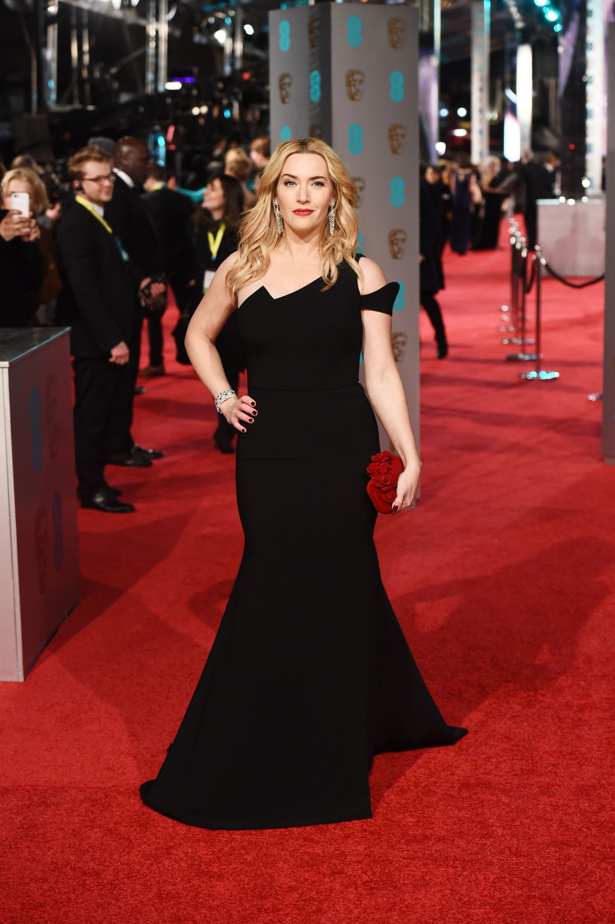 Kate Winslet at British Academy of Film and Television Arts Awards-2