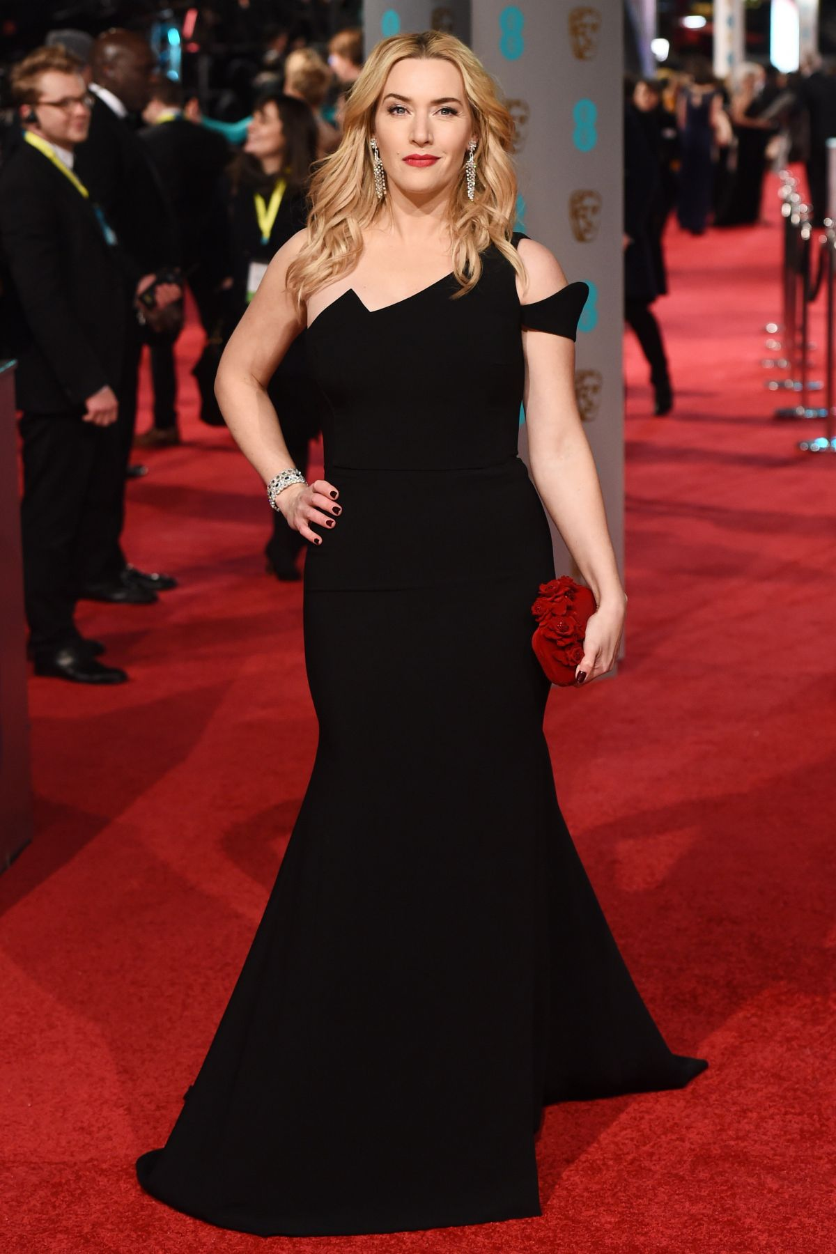 Kate Winslet at British Academy of Film and Television Arts Awards-3