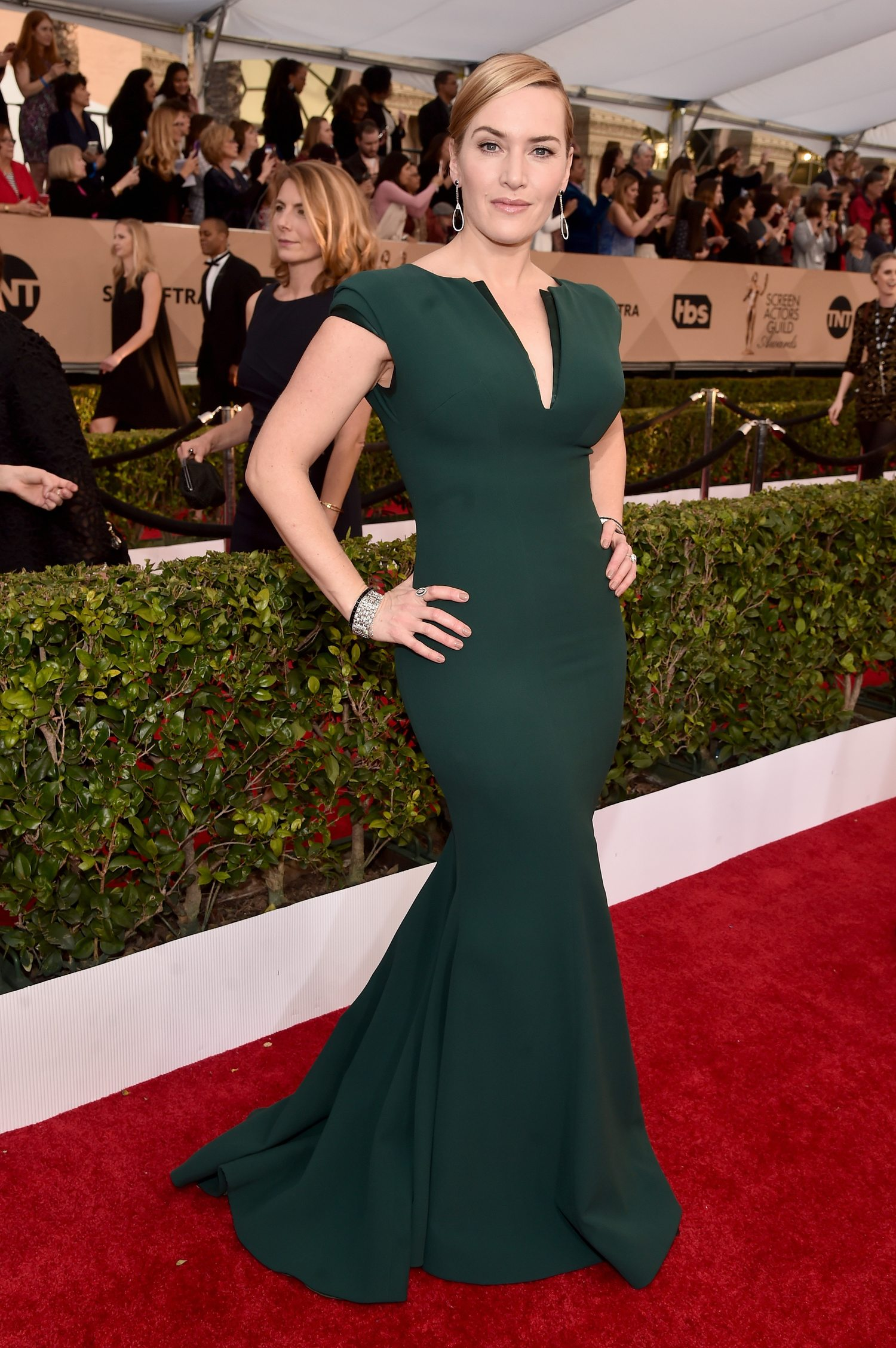 Kate Winslet attendse Annual Screen Actors Guild Awards-3