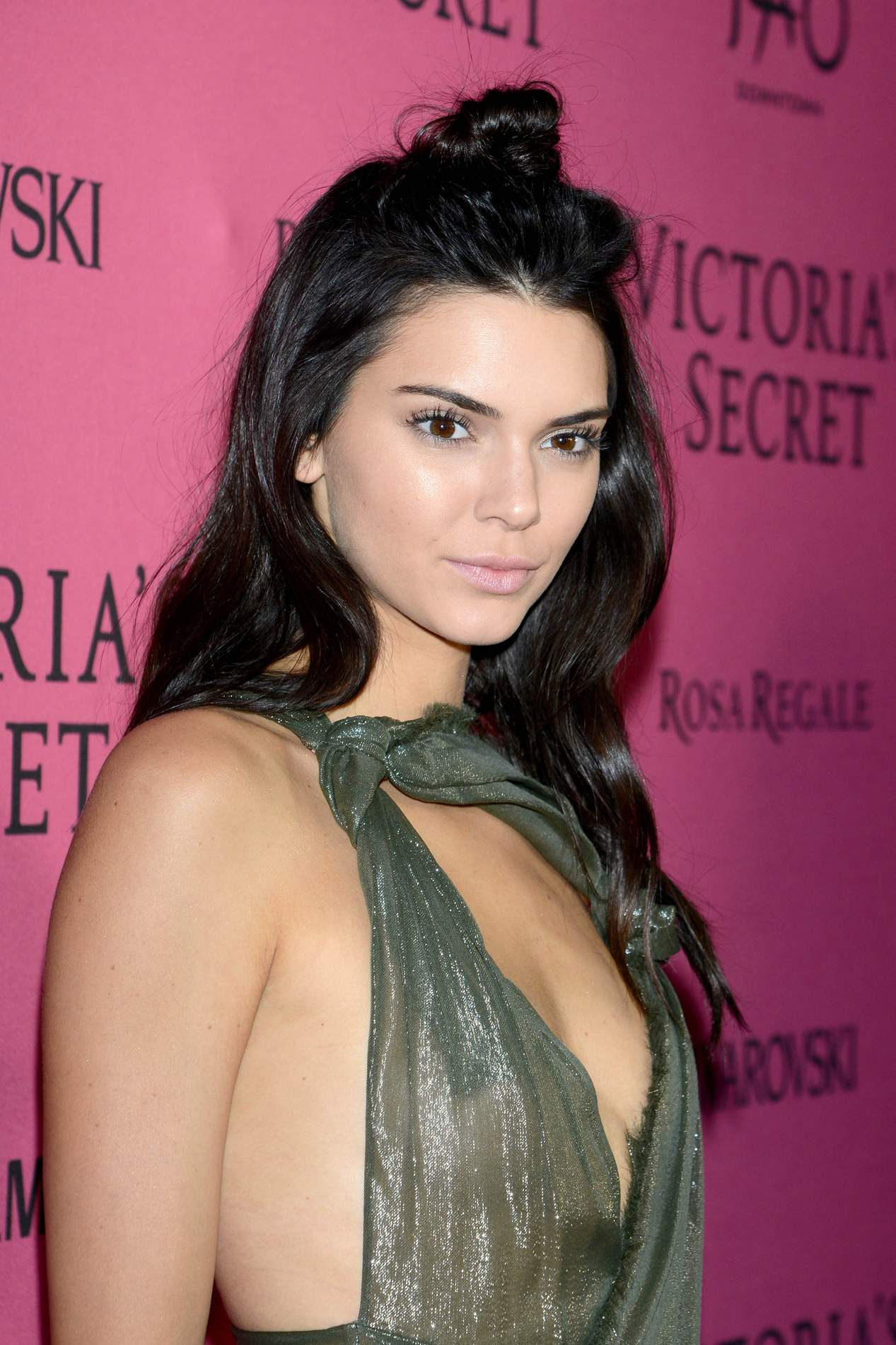 Kendall Jenner arrives at Victorias Secret Fashion Show After Party-1