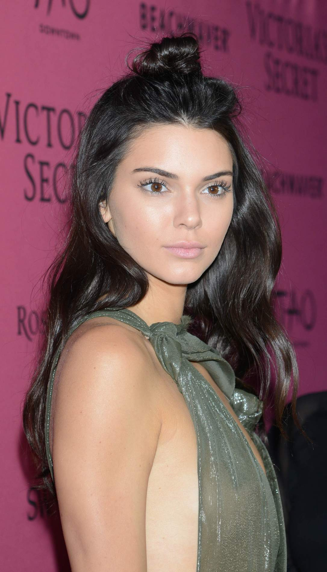 Kendall Jenner arrives at Victorias Secret Fashion Show After Party-3