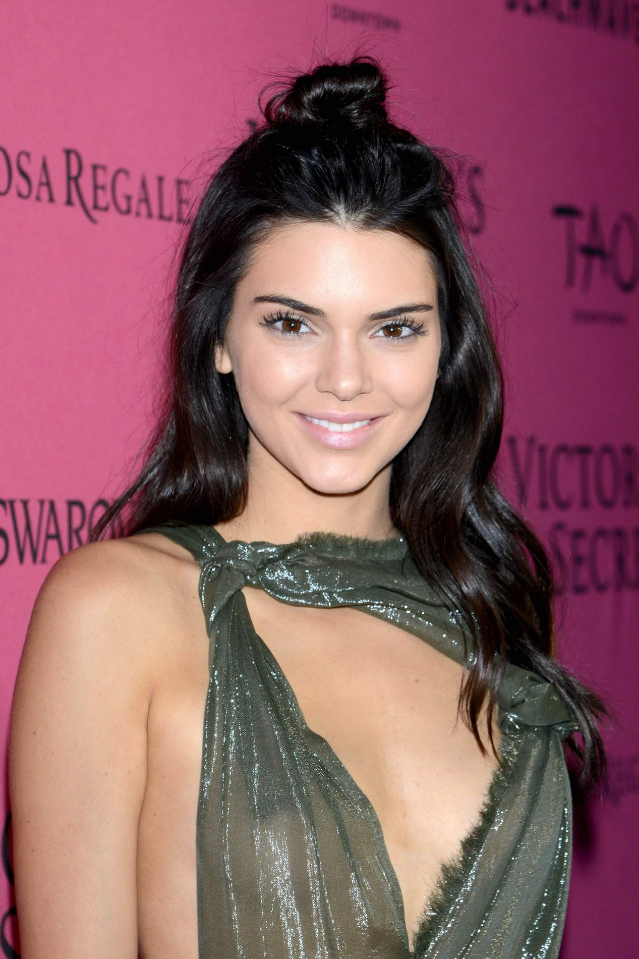 Kendall Jenner arrives at Victorias Secret Fashion Show After Party-4