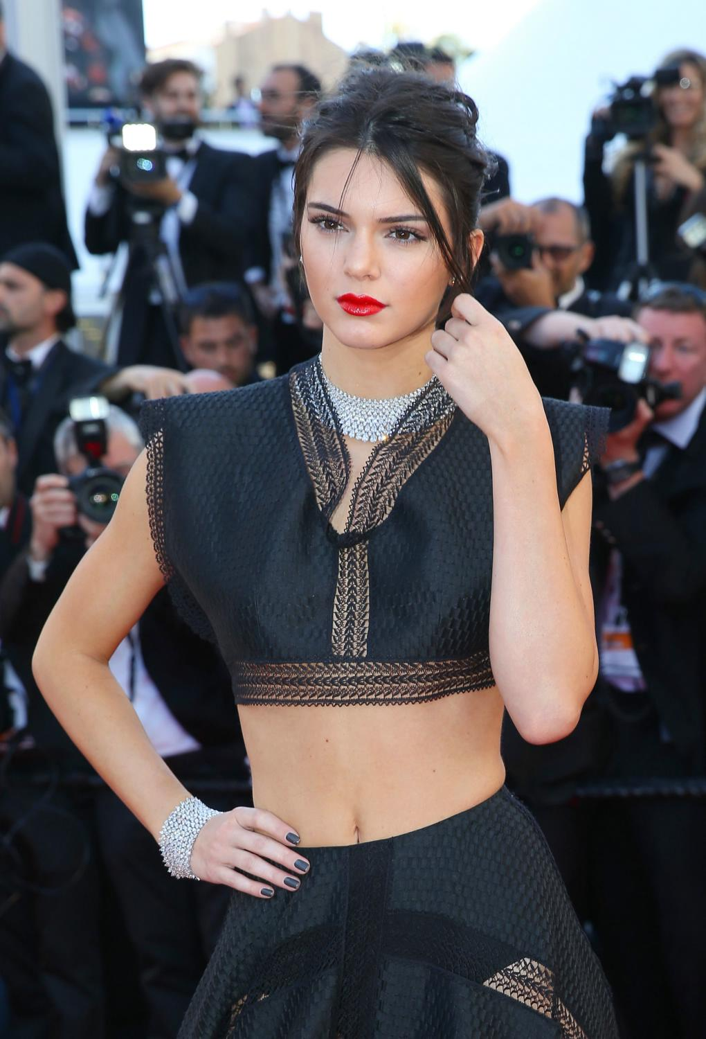 Kendall Jenner At Youth Cannes Premiere Celeb Donut
