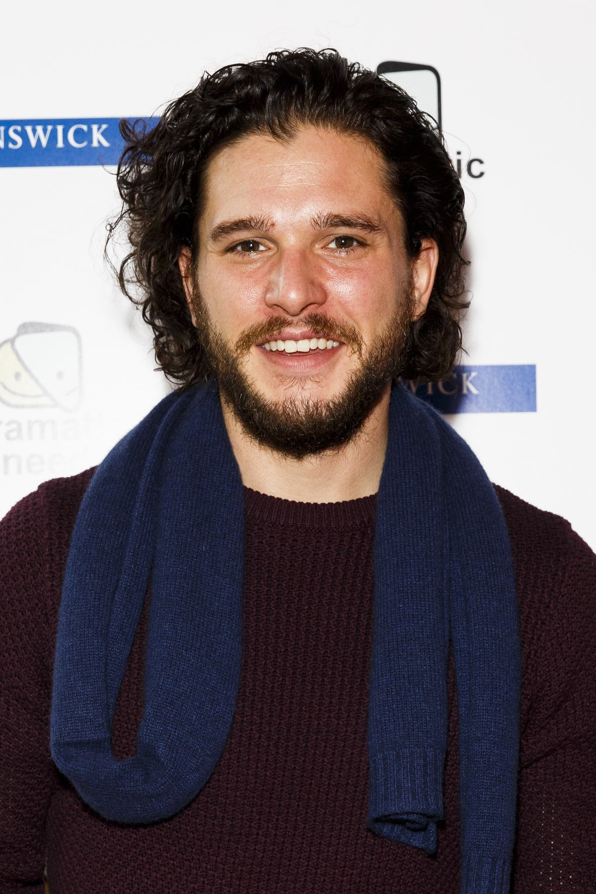 Kit Harington attends The Childrens Monologues Event-1