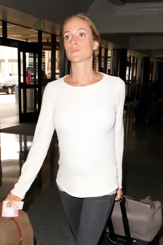 Kristin Cavallari Arrives at LAX Airport