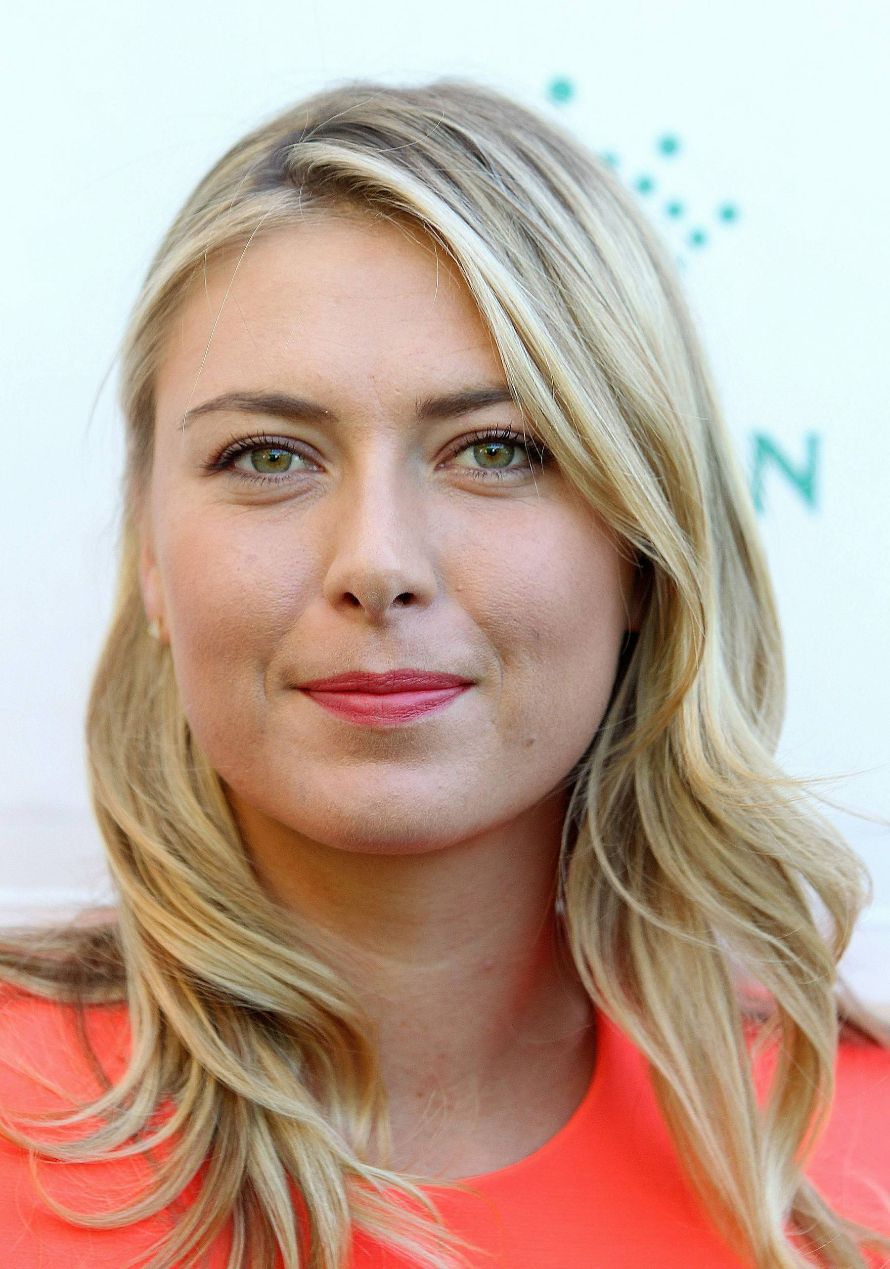 Marie Sharapova at Australian Open Players Party in ...