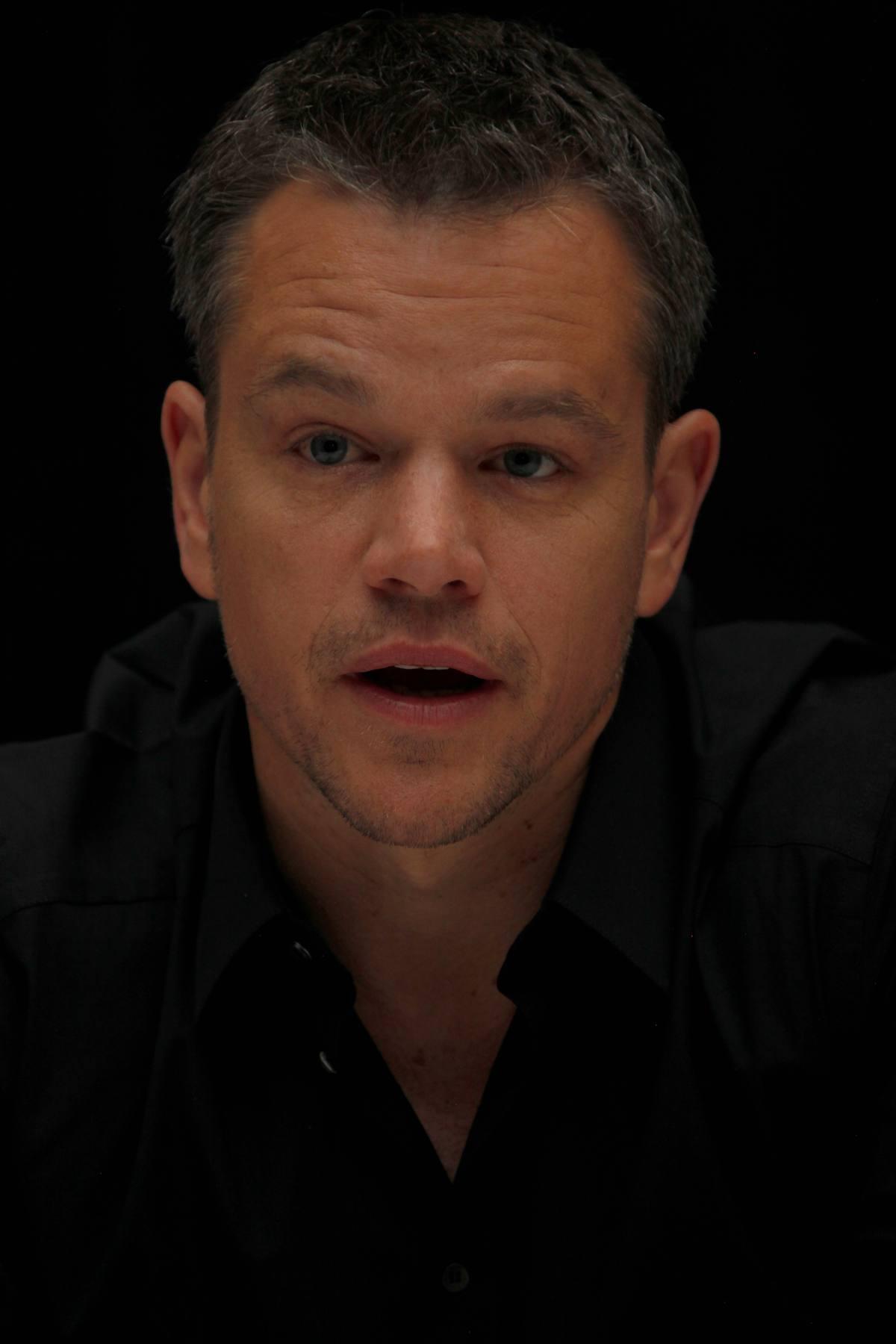 Matt Damone Martian Photocall-2