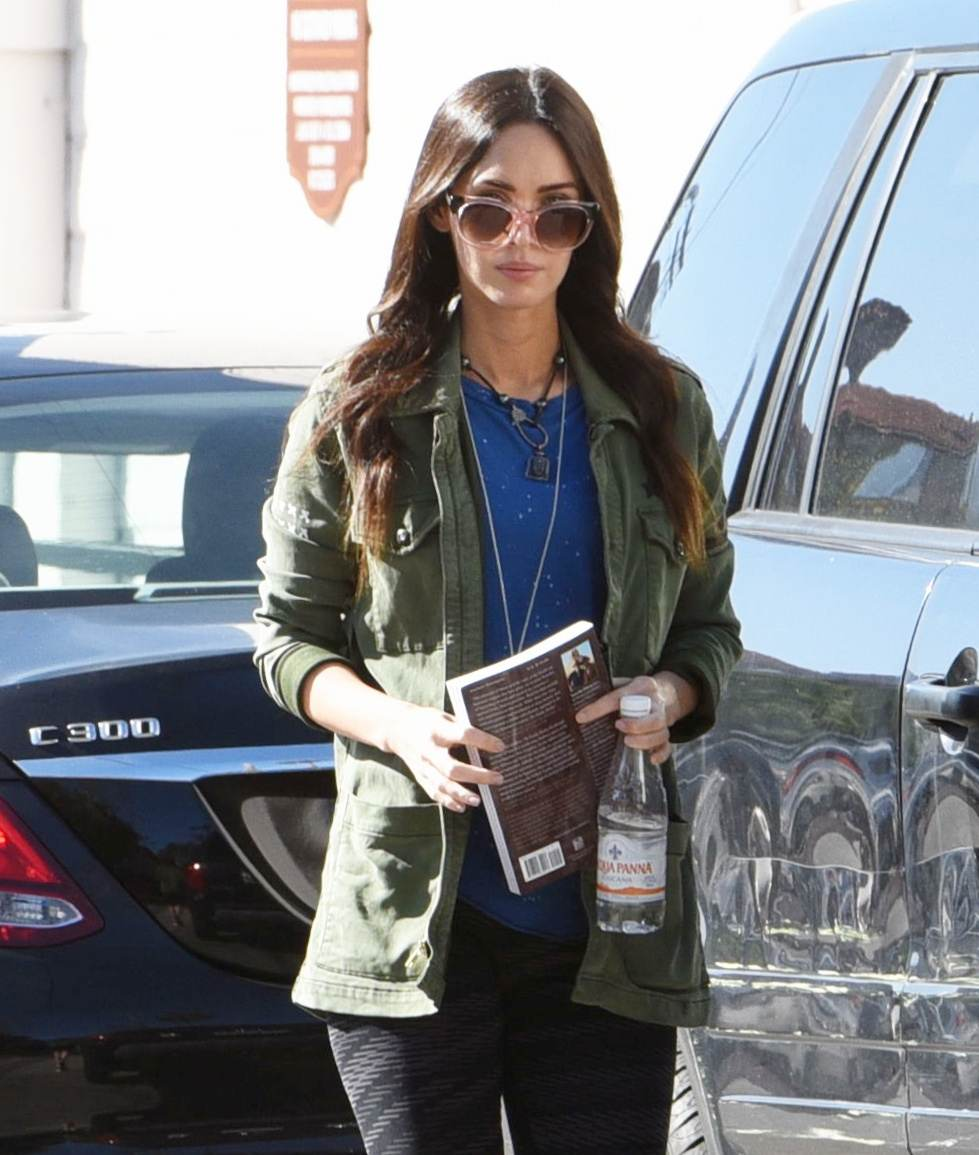 Megan Fox out in about in Los Angeles-1