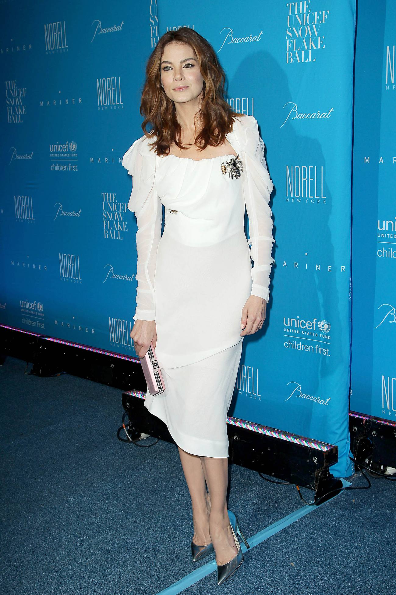 Michelle Monaghan arrives at UNICEF Snowflake Ball-1