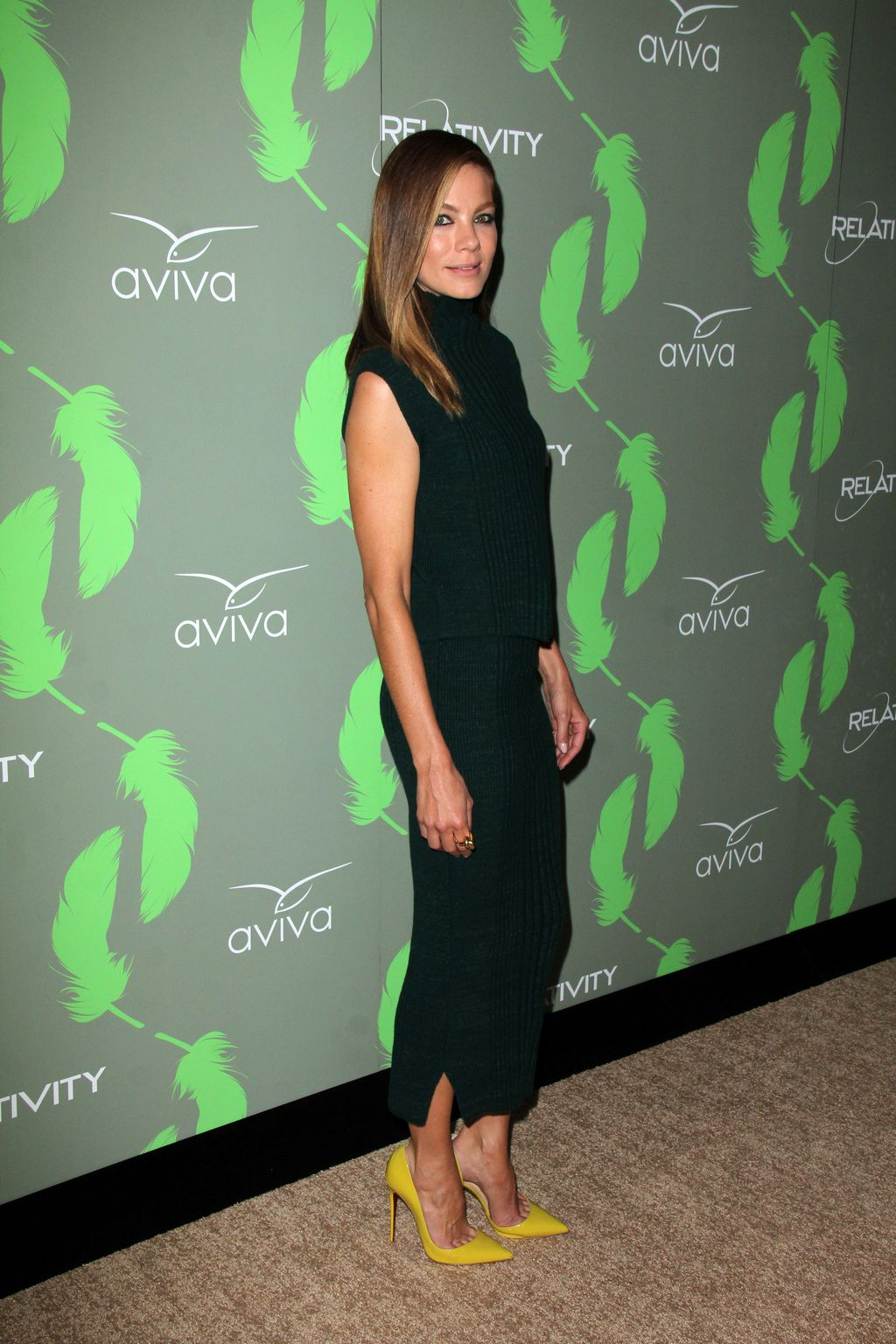 Michelle Monaghan ate Aviva Family and Childrens Services Anniversary of The A Gala-1