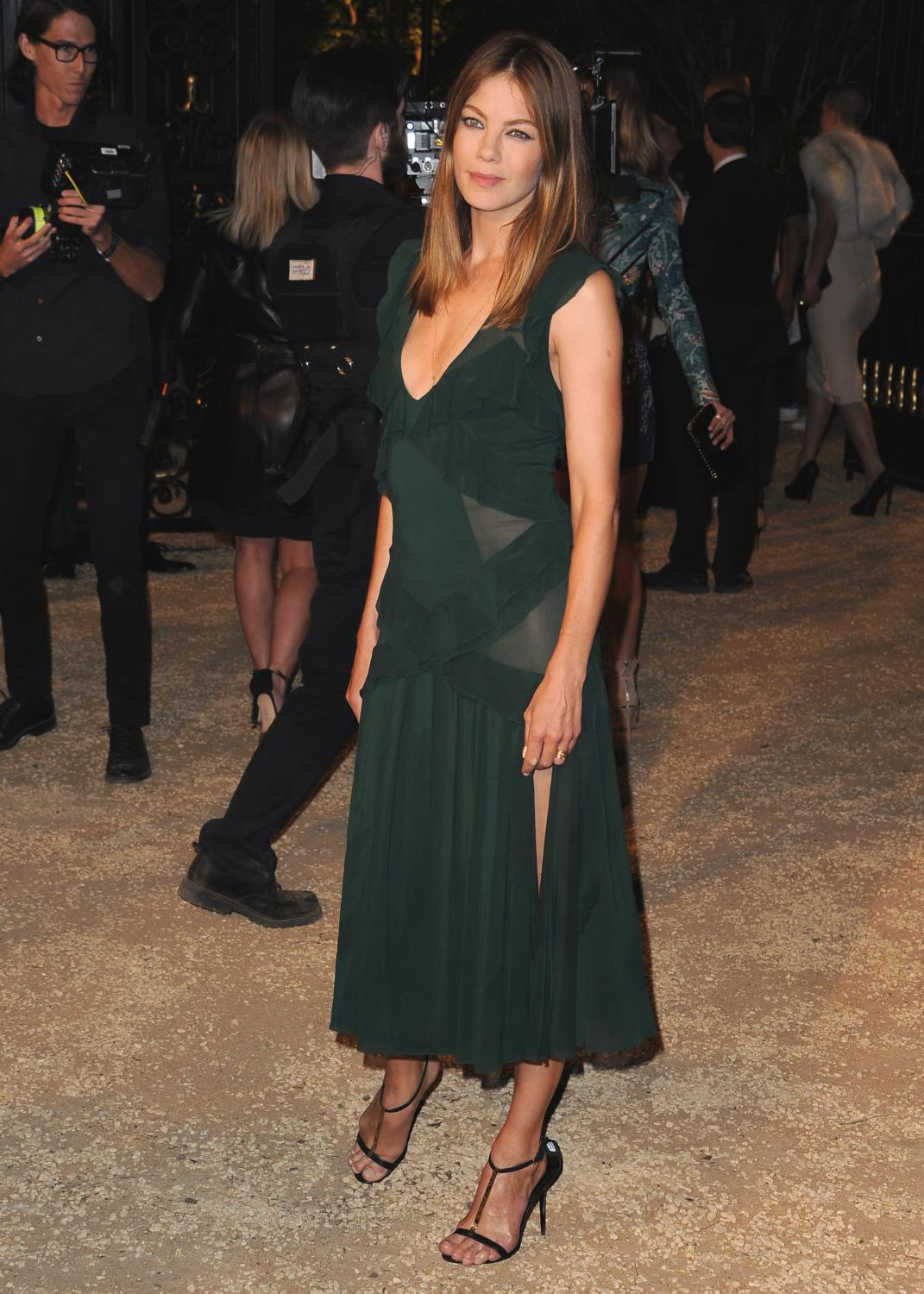 Michelle Monaghan ate Burberry London in Los Angeles event-1