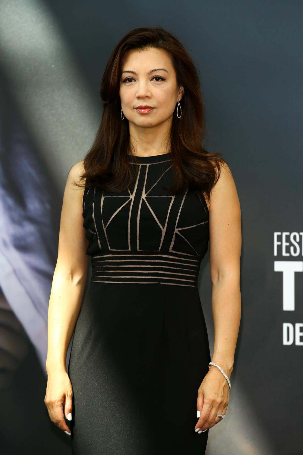 Ming-Na Wen at Agents of Shield Monte-Carlo Television Festival-2