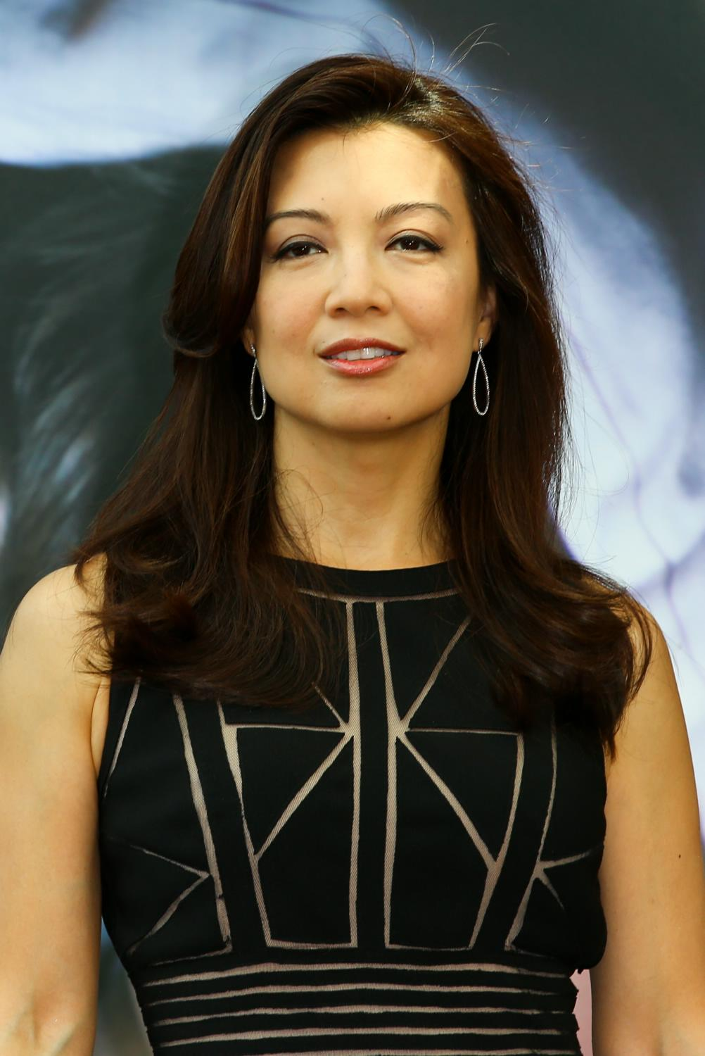 Ming-Na Wen at Agents of Shield Monte-Carlo Television Festival-4