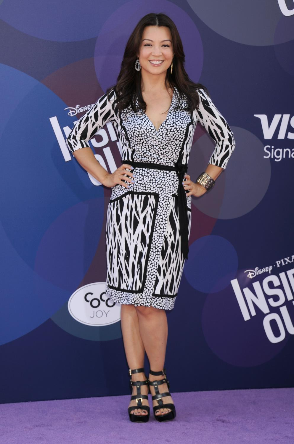 Ming-Na Wen at Inside Out Los Angeles Premiere-1