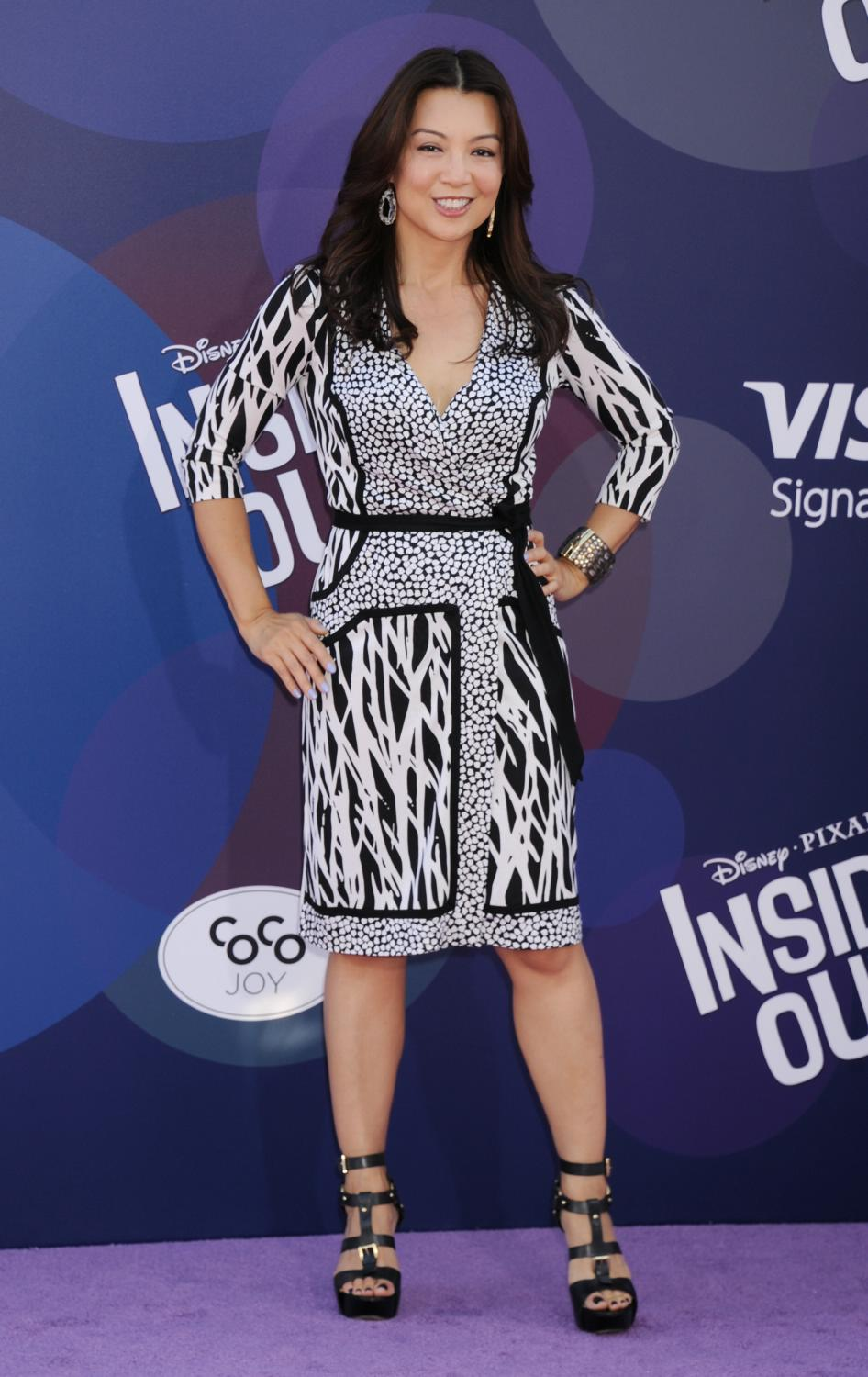 Ming-Na Wen at Inside Out Los Angeles Premiere-2