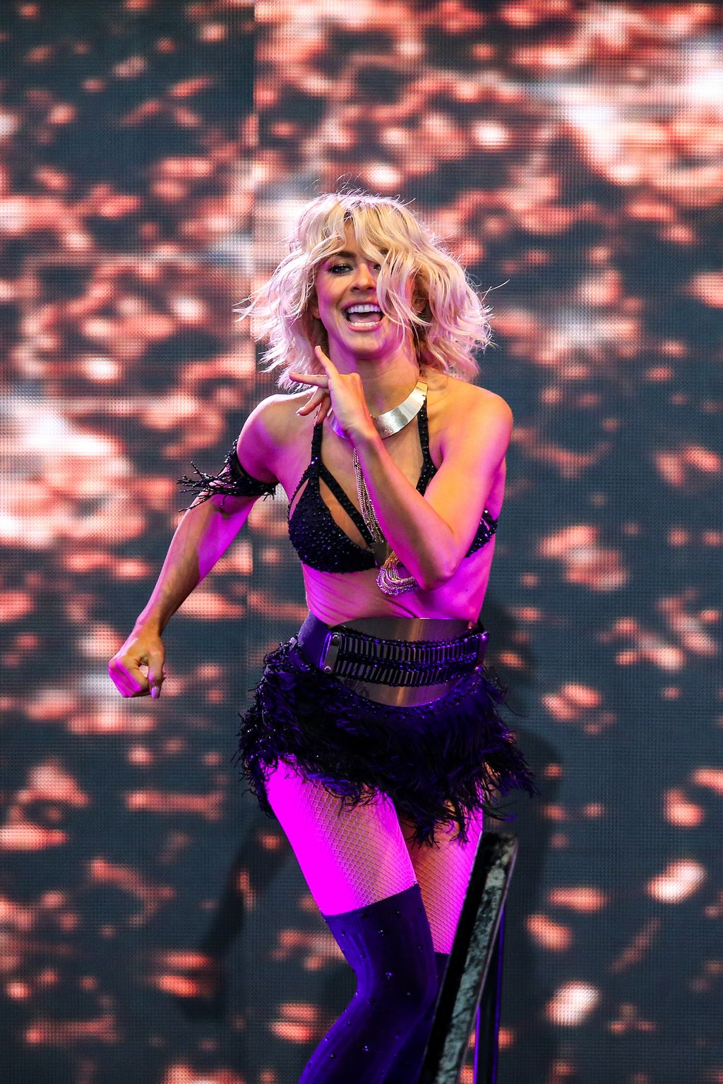 Move Live Featuring Julianne Hough and Derek Hough on Tour Live at Red Hat Amphitheater