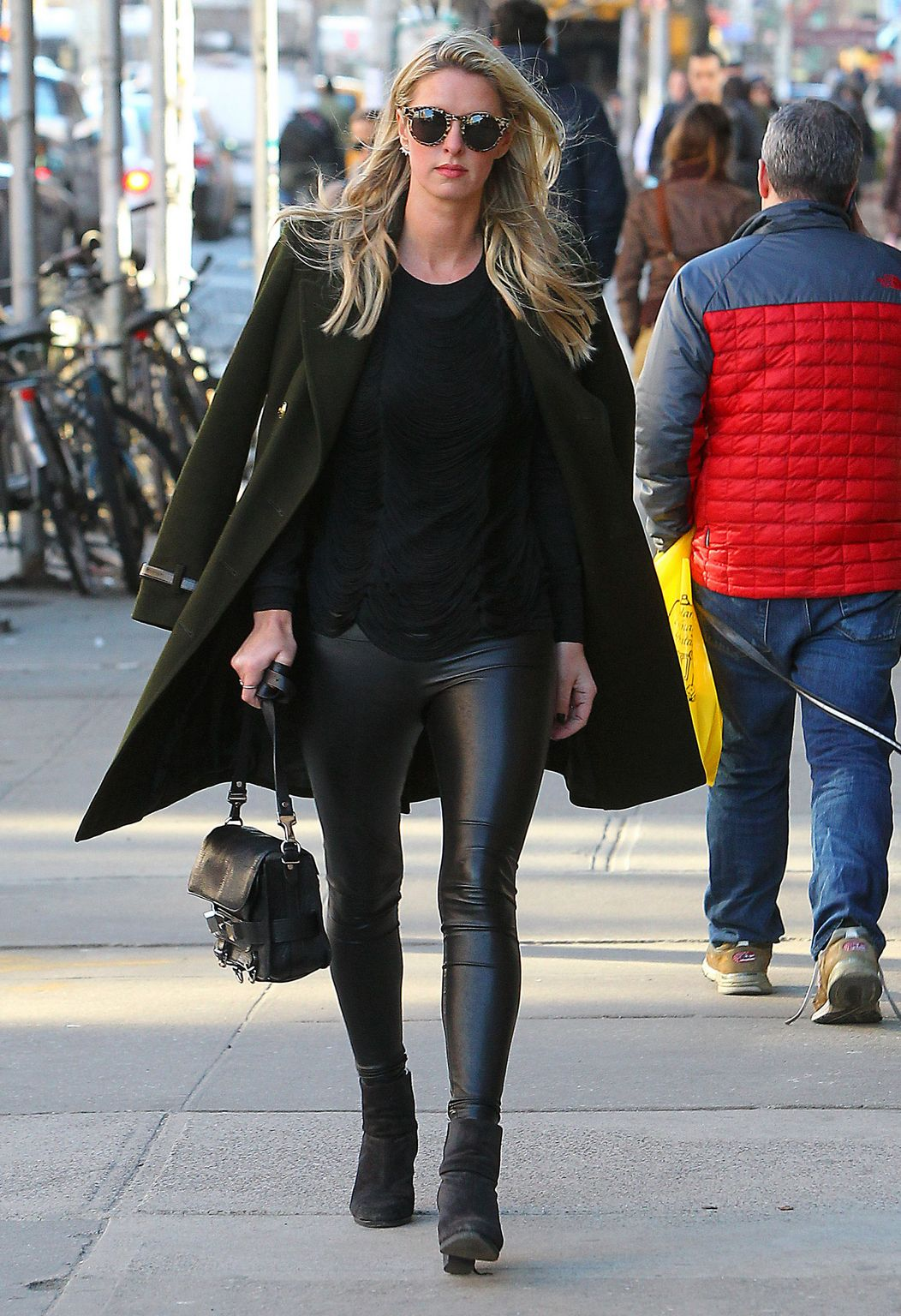 Nicky Hilton in New York City-1