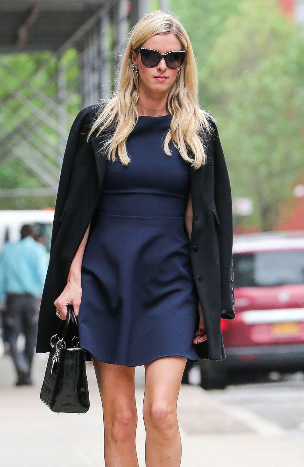 Nicky Hilton in New York City, New York-1