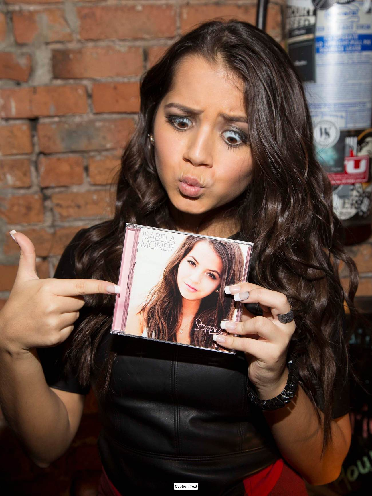 Nikelodeons Starlet Isabela Moner Celebrates Her New Album Launch Party-1