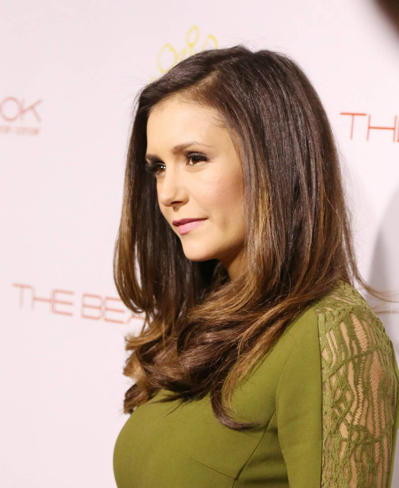 Nina Dobrev attends The Beauty Book for Brain Cancer Edition Two Launch Party-1