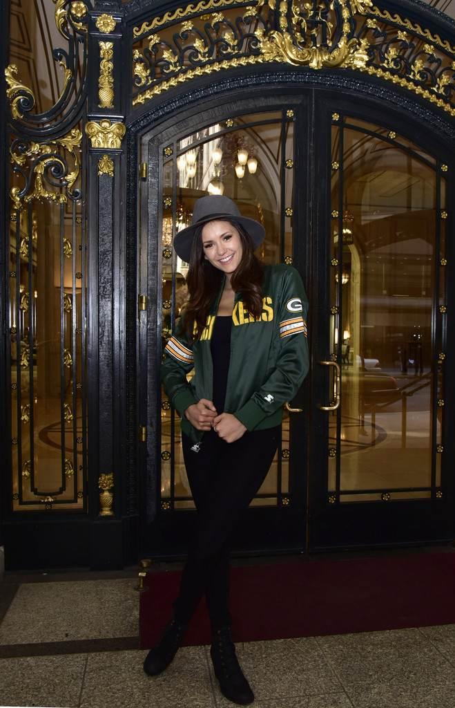 Nina Dobrev In Hotel-3
