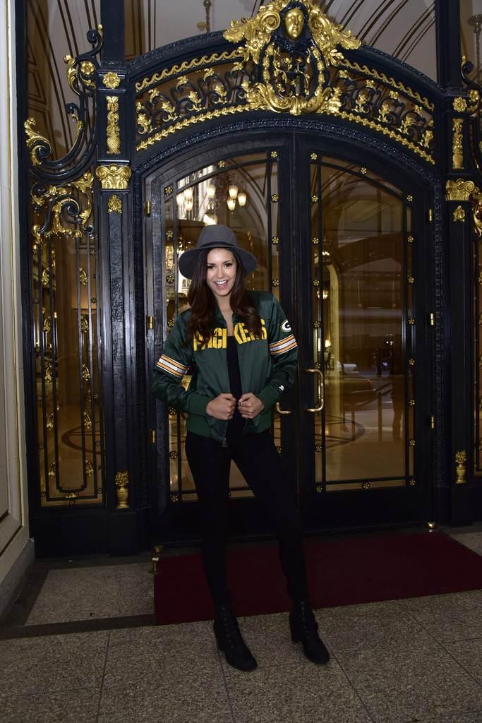 Nina Dobrev In Hotel-4