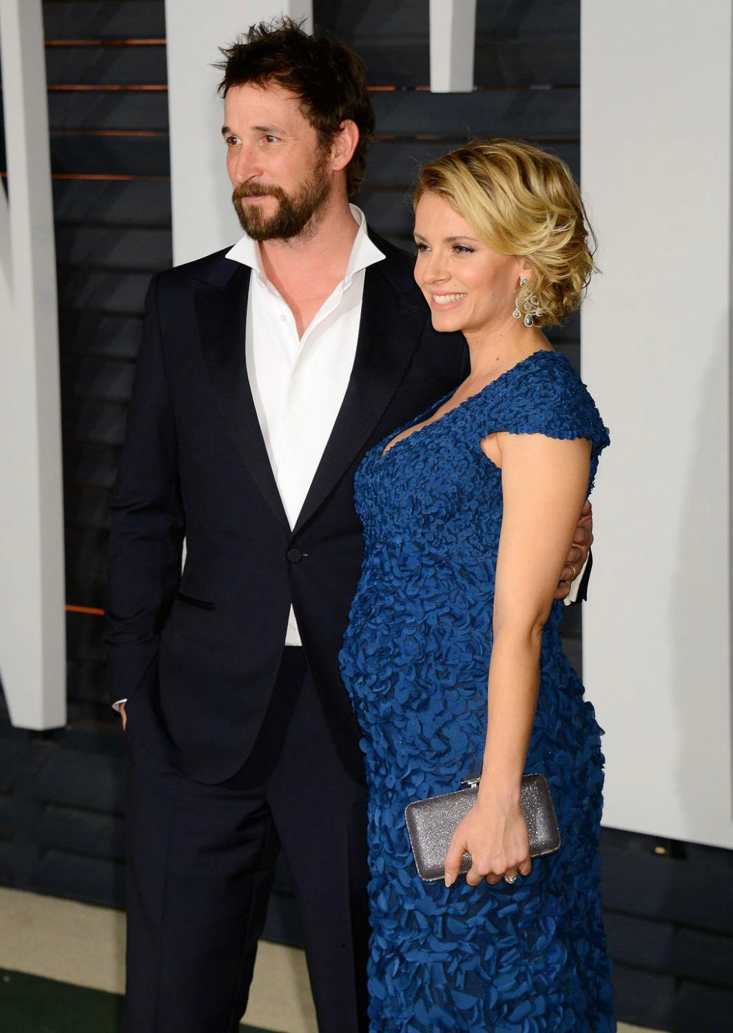 Noah Wyle and Sara Wells attend Vanity Fair Oscar Party ... Channing Tatum Wife