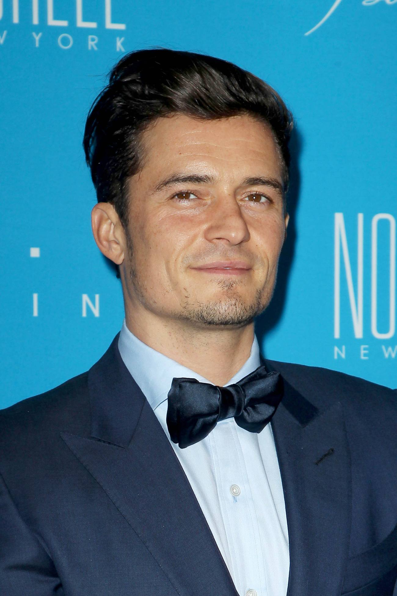 Orlando Bloom arrives at UNICEF Snowflake Ball-4