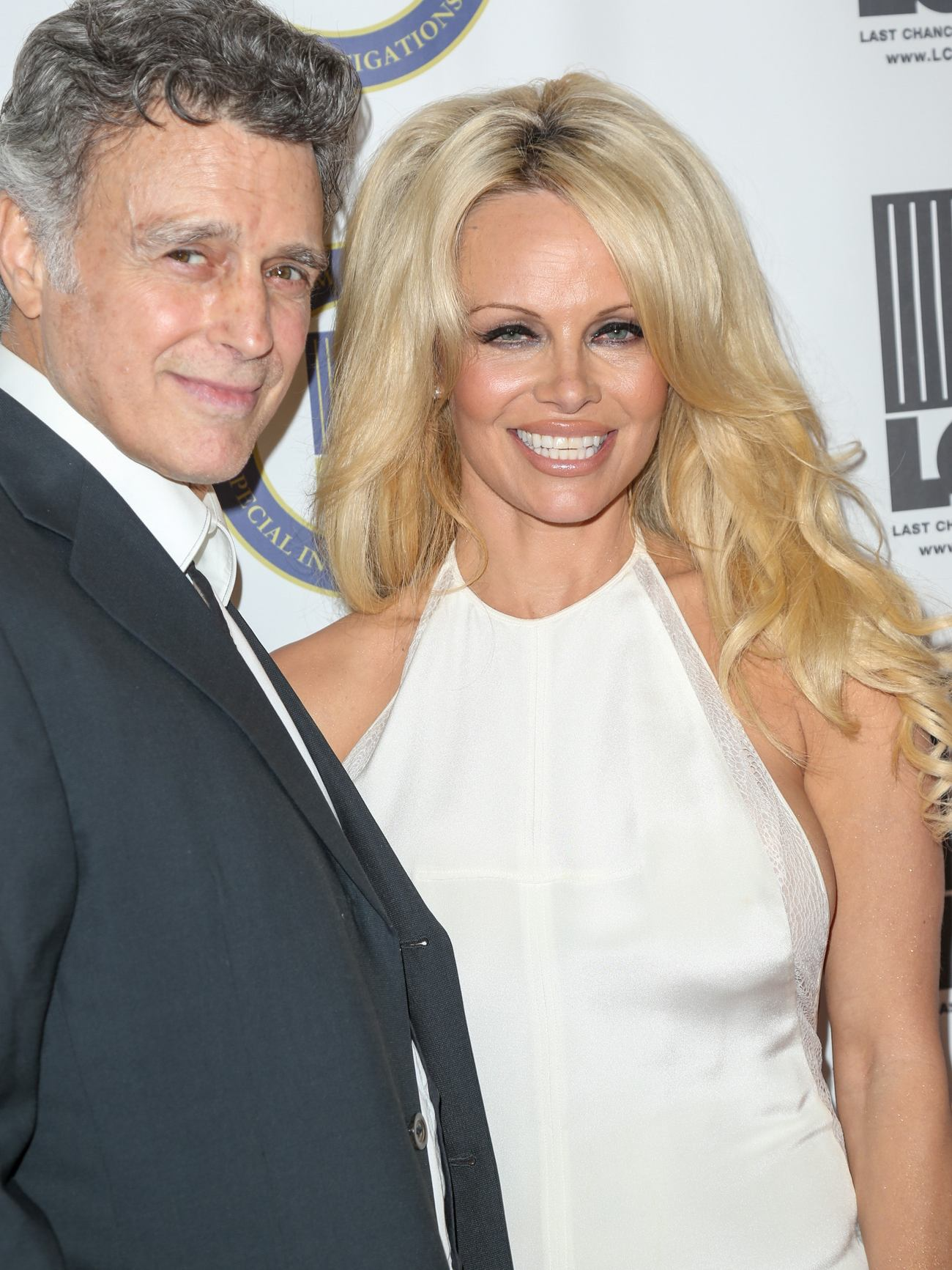 Pamela Anderson at Last Chance For Animals Annual Gala-1
